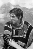 Edouard, en balade au-dessus d'Artouste en 1969