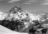 Pic d'Aule à ski, 29 Avril 1972