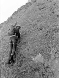 Tentative au pilier Nord du Petit Pic d'Ossau, Juin 1972