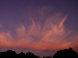 2017 June   24 Another Cirrus Sunset 001