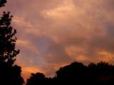 2017 August 2 Rain at Sunset 003