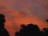 2017 August 2 Rain at Sunset  013