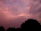 2017 August 2 Rain at Sunset  018