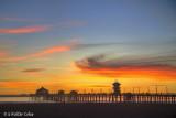 Sunset HB Pier HDR 12-10-17 (91) Wildfire smoke.jpg