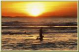 Paddleboard at sunset 1-24-18 Frame.jpg