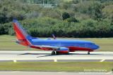 Boeing 737-700 (N555LV)