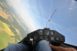 Flying again!