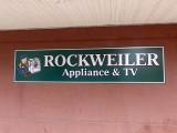 Rockweiler Appliance