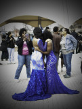 prom blue