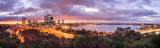 Perth Sunrise, 27th June 2013