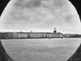 Palace Quay, view of The Winter Palace.