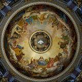 St. Isaac's Cathedral, dome fragment
