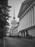Building of the Main Admiralty