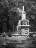 Roman Fountain, West.