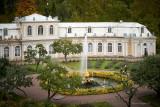 Fountain Triton, Great greenhouse.