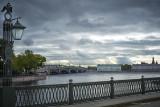 The Trinity (Troitsky) Bridge, view from Ioannovsky Bridge