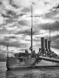 Battle-cruiser Aurora.