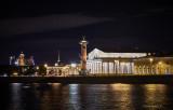 Vasilyevsky Island, Palace bridge.