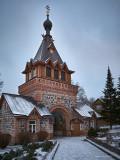 The Pühtitsa Dormition Convent, Entrance group