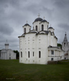 The Cathedral of St. Nicholas the Wonderworker at Dvorishche (1113)