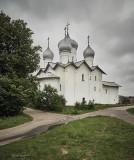 The Church of Boris and Gleb in Carpenters