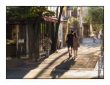 Strolling in Japan