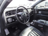 Rolls Royce dashboard