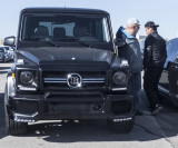 Brabus 'hot' Mercedes G $43000 ++