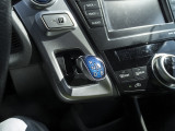 Toyota Prius gear shift  with 'park' button