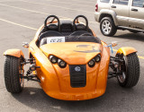 Harley powered trike by Campagna Motors, model V13R