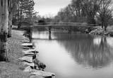 Lakeside Park bridge