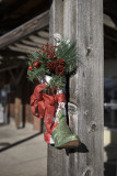 Merry Christmas from Dodge City, Kansas