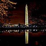 The Tidal Basin, Washington, DC