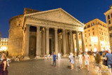 Rome - Pantheon by Night - 4775