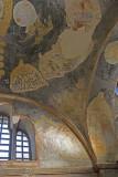 Istanbul Kariye Museum Parekklesion ceiling march 2017 2383.jpg