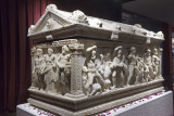 Sarcophagus  of Heracles