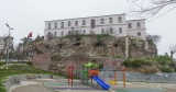 Istanbul Sphendon wall march 2018 5353 Panorama.jpg