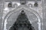 Çifte Minare Medrese before restoration