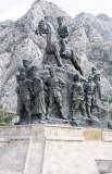 Amasya the Ataturk monument