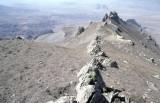 Doğubeyazit walk along ridge 1b