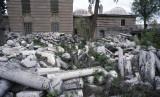 Edirne Selimiye gravestone graveyard