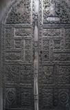 Fethiye museum church door