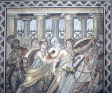 Gaziantep museum mosaic