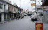 Inner city streets