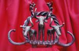 Ceremonial bronze Standard