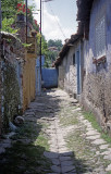Tire street scene