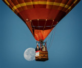 Albuquerque's International Hot Air Balloon Fiesta!