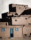 Taos Pueblo, North Building