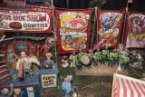 Circus Arcade, Circa 1945