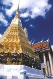 Golden Stupa on the Royal Palace Grounds